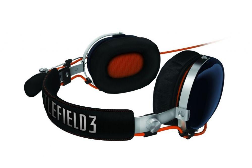 Гейминг слушалки Razer BlackShark Battlefield 3 Collector's Edition - 5