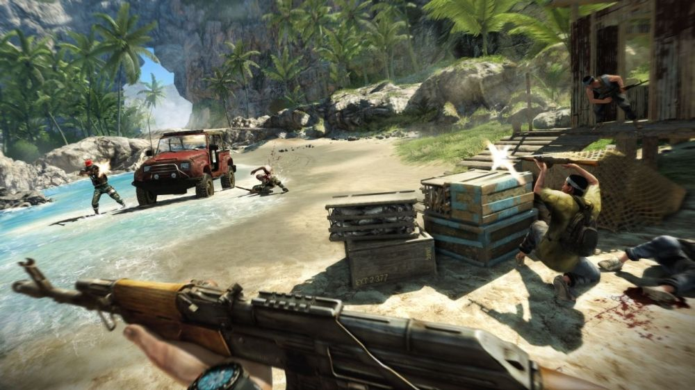 Far Cry 3 Classic Edition (PS4) - 10