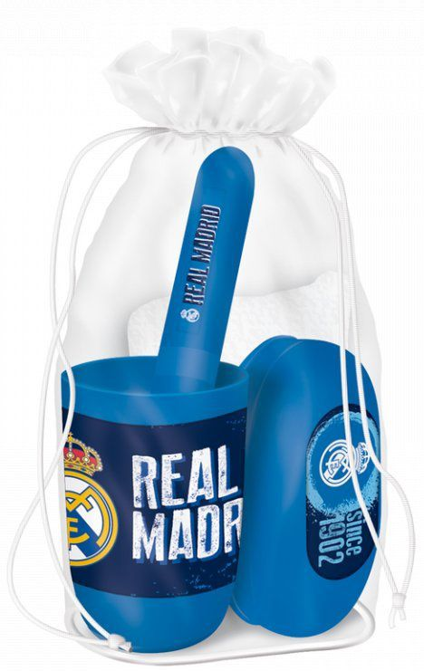 Комплект за тоалетни принадлежности Ars Una Real Madrid - 1