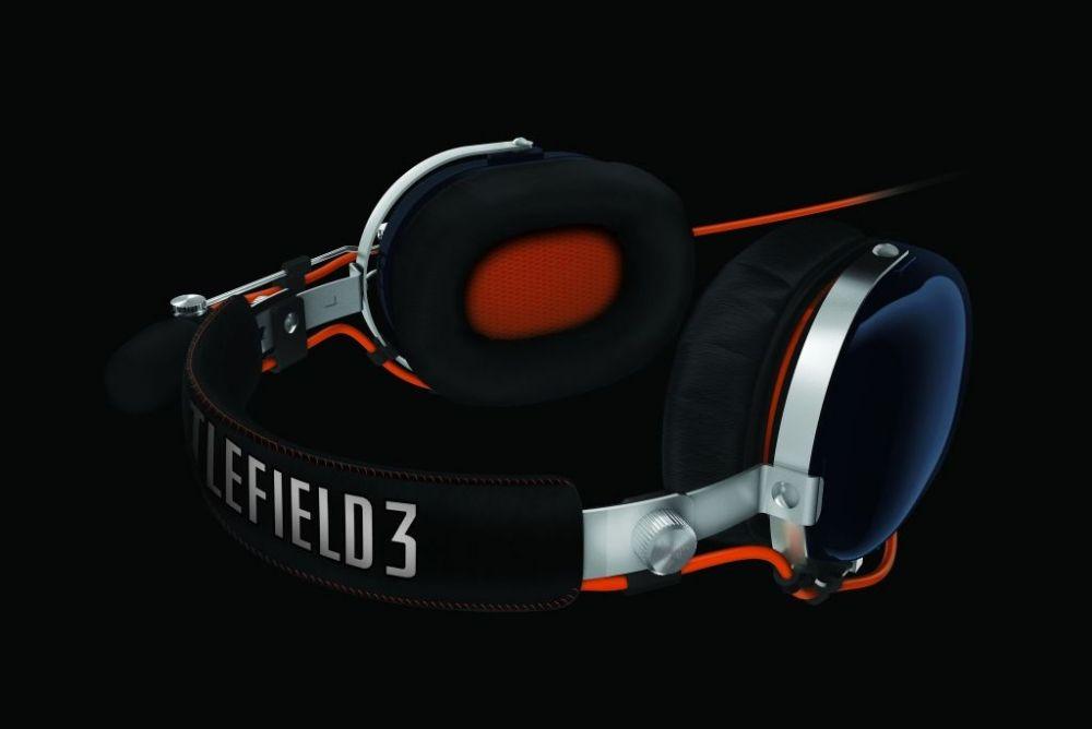 Гейминг слушалки Razer BlackShark Battlefield 3 Collector's Edition - 15