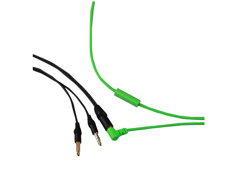 Razer Electra Audio/Mic Splitter Adapter - 2