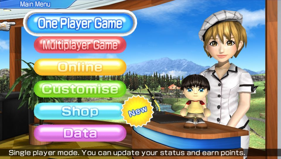 Everybody's Golf (PS Vita) - 4