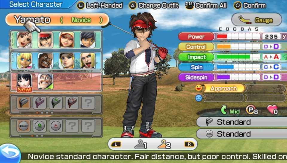 Everybody's Golf (PS Vita) - 8