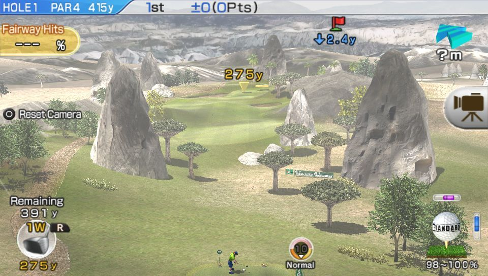 Everybody's Golf (PS Vita) - 12