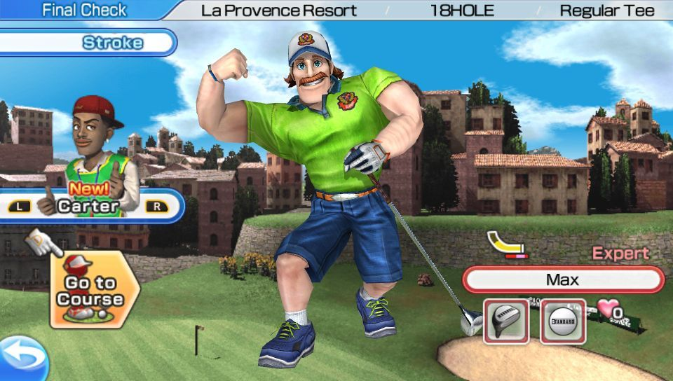 Everybody's Golf (PS Vita) - 10