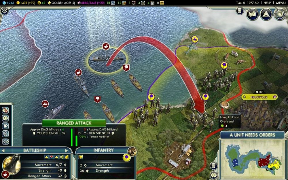 Civilization V GOTY (PC) - 13