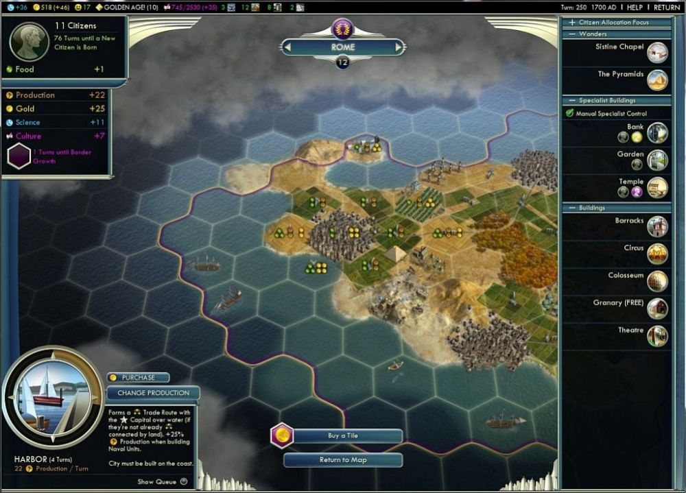 Civilization V GOTY (PC) - 8