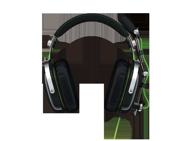 Гейминг слушалки Razer BlackShark - 8