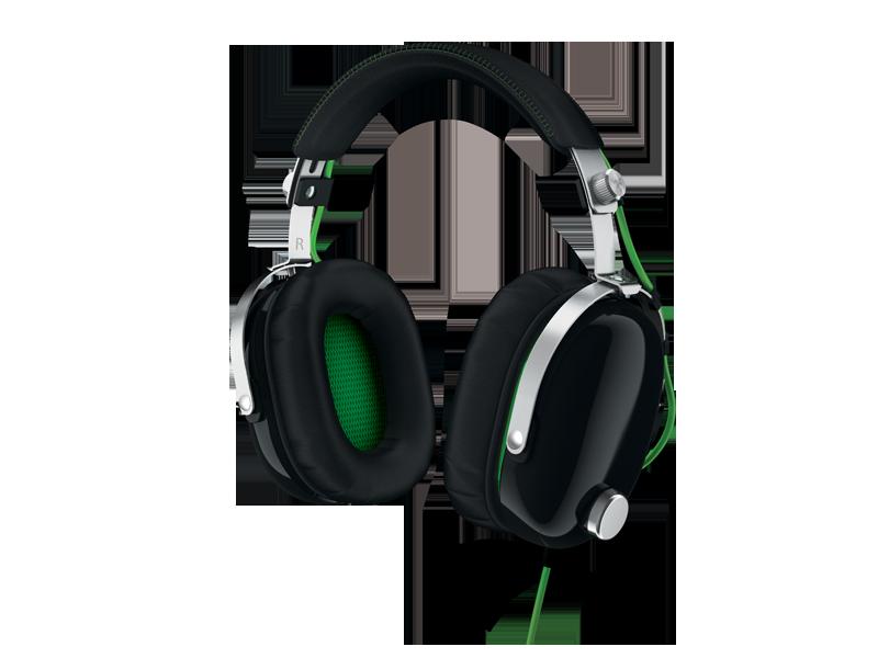 Гейминг слушалки Razer BlackShark - 4