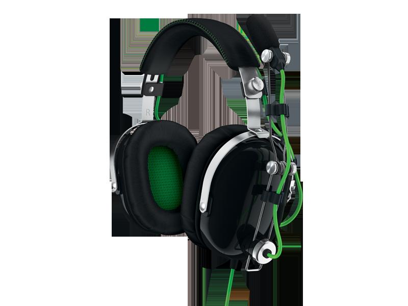 Гейминг слушалки Razer BlackShark - 1