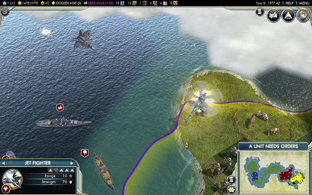 Civilization V GOTY (PC) - 4