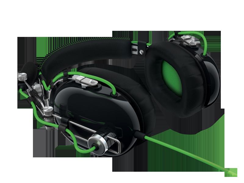 Гейминг слушалки Razer BlackShark - 7