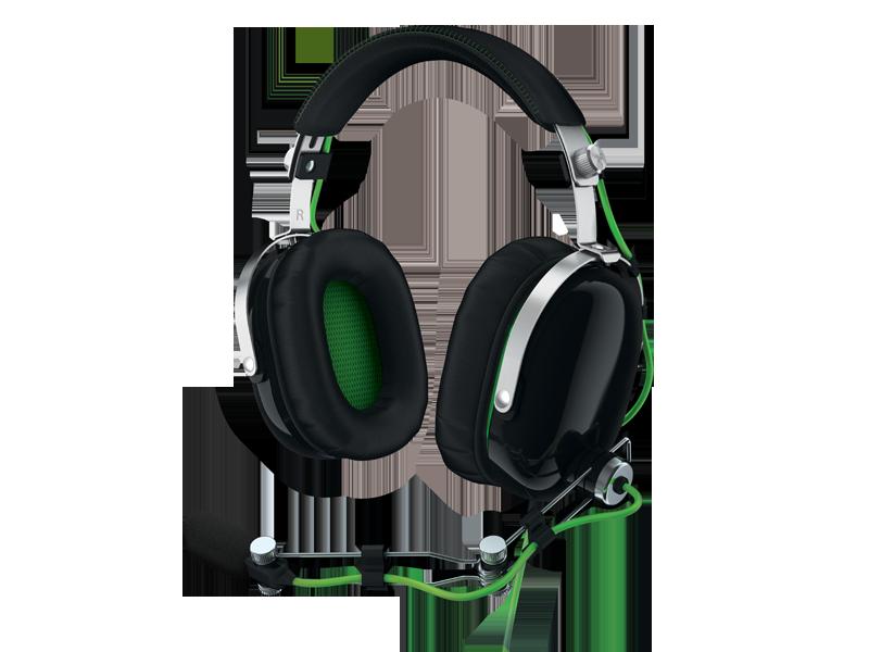 Гейминг слушалки Razer BlackShark - 5