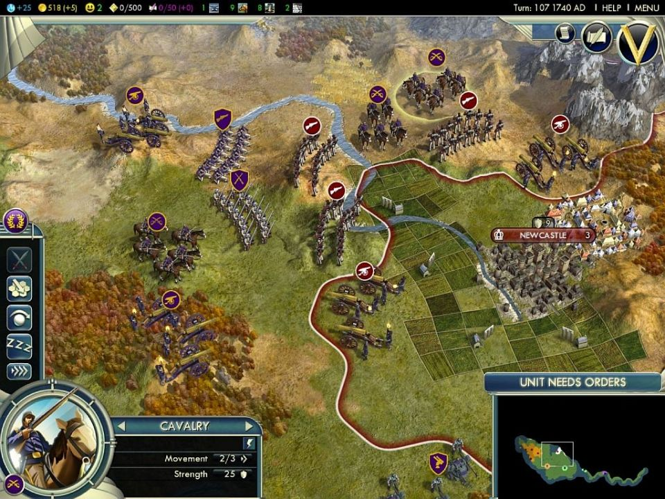 Civilization V GOTY (PC) - 11