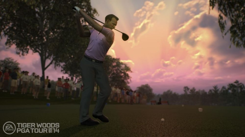 Tiger Woods PGA Tour 14 (PS3) - 3