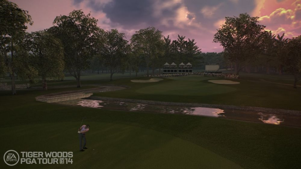 Tiger Woods PGA Tour 14 (PS3) - 4