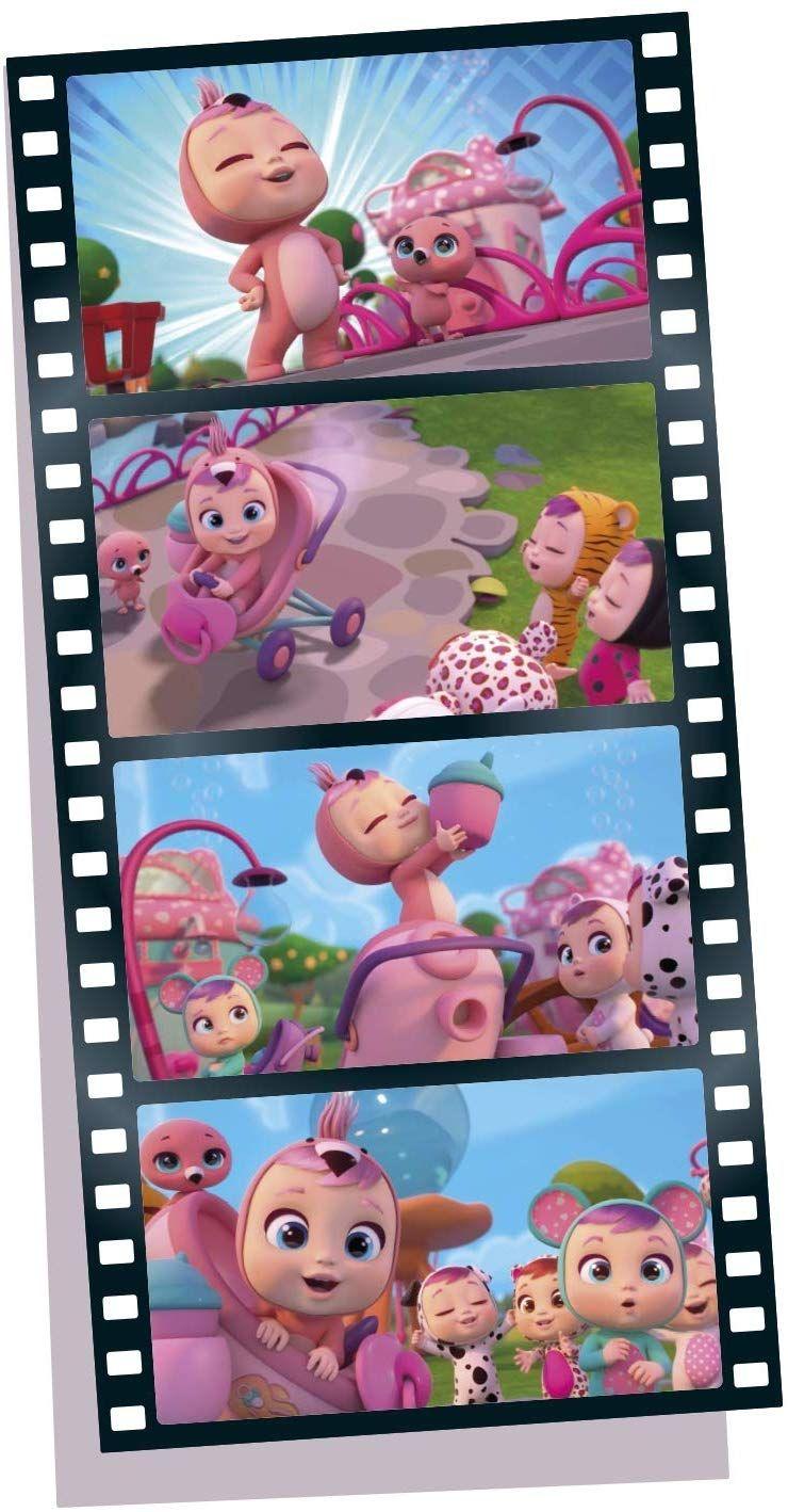 Комплект IMC Toys Cry Babies Magic Tears - Плачеща кукла Фенси с количка - 7