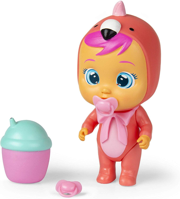 Комплект IMC Toys Cry Babies Magic Tears - Плачеща кукла Фенси с количка - 5