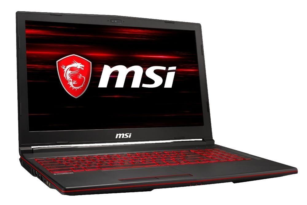 Гейминг лаптоп MSI GL63 8SD - 9S7-16P732-407 - 3