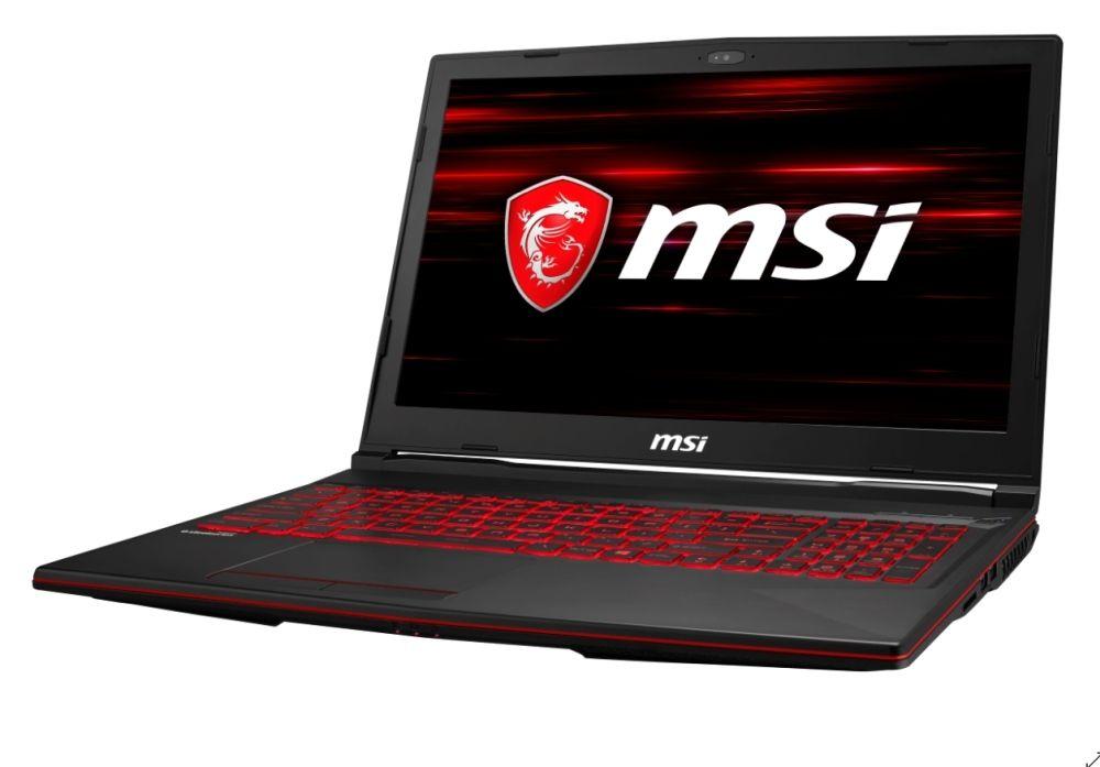 Гейминг лаптоп MSI GL63 8SD - 9S7-16P732-407 - 2