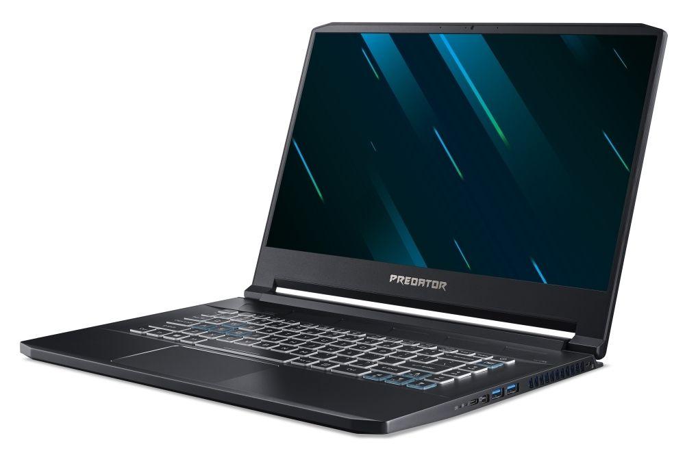 Гейминг лаптоп Acer Predator Triton 500 -  PT515-51-7755, черен - 3