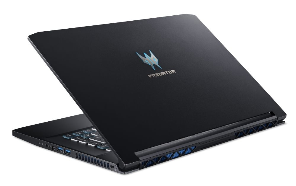 Гейминг лаптоп Acer Predator Triton 500 -  PT515-51-7755, черен - 5