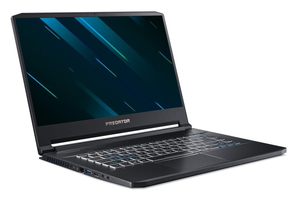 Гейминг лаптоп Acer Predator Triton 500 -  PT515-51-7755, черен - 6