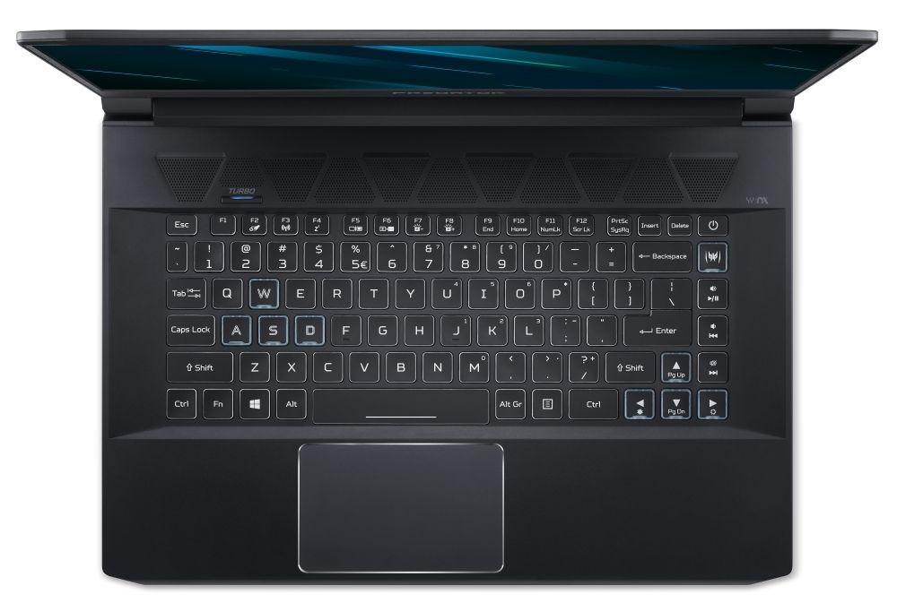 Гейминг лаптоп Acer Predator Triton 500 -  PT515-51-7755, черен - 2