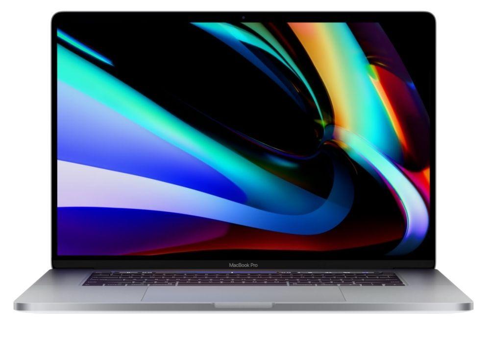 Лаптоп Apple MacBook Pro 16 - Touch Bar, Space Grey - 1