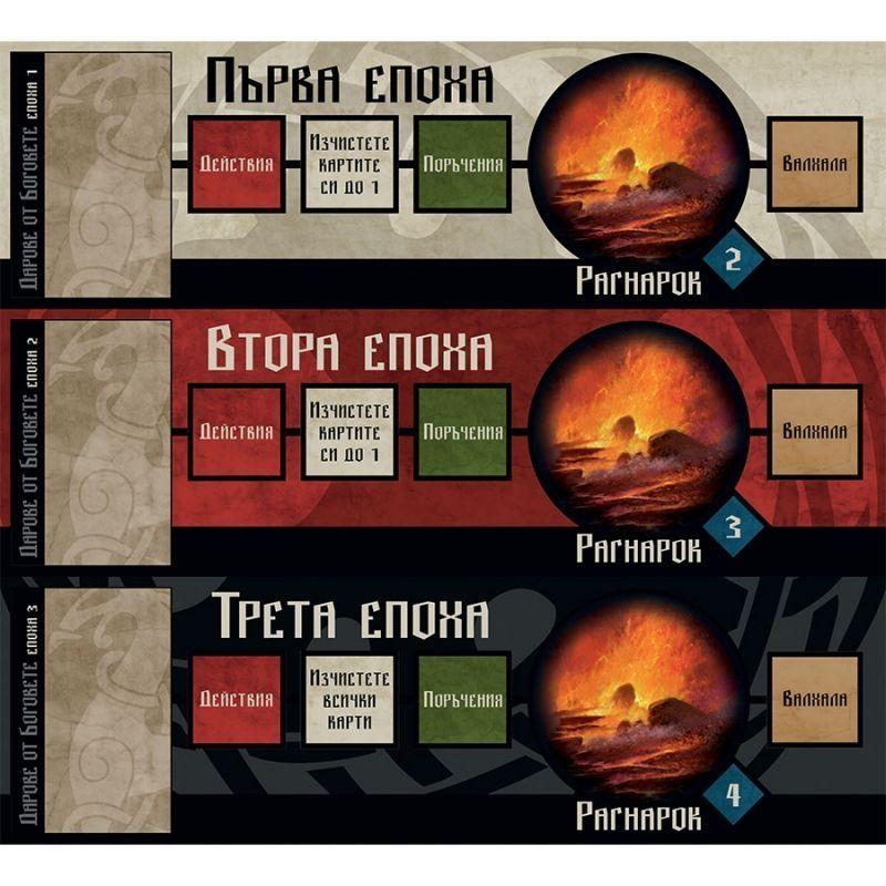 Настолна игра Кръв и Ярост, стратегическа - 7