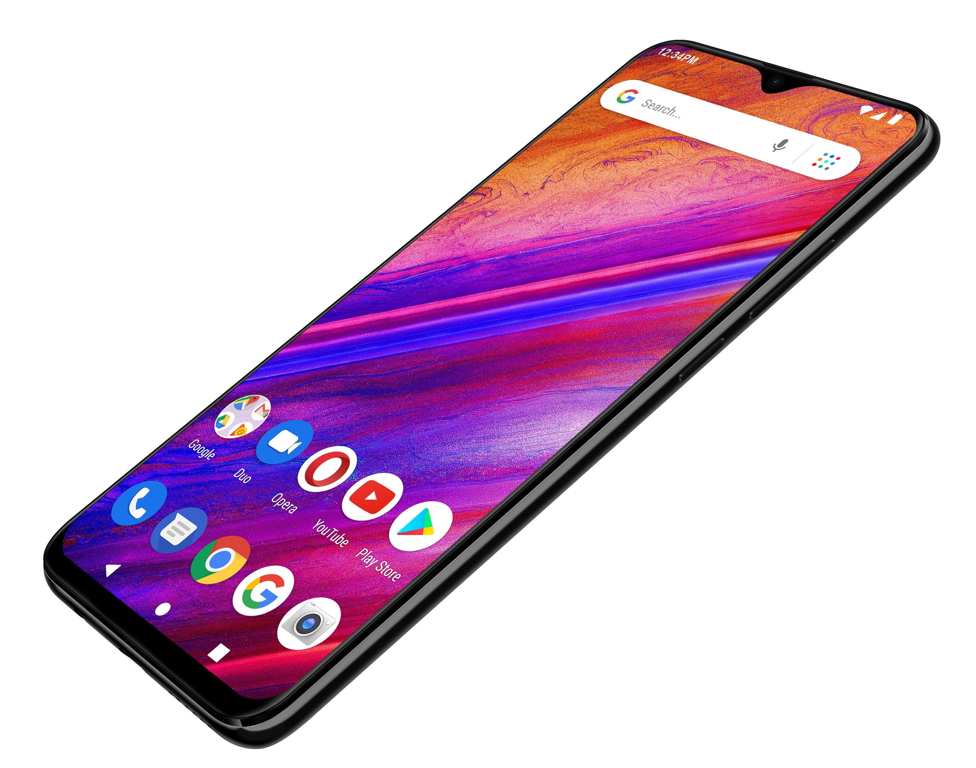 "Смартфон BLU G9 - 6.3"", 64GB, черен - 3"
