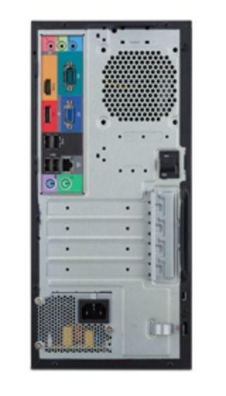 Настолен компютър Acer Veriton - S2660G, черен - 3