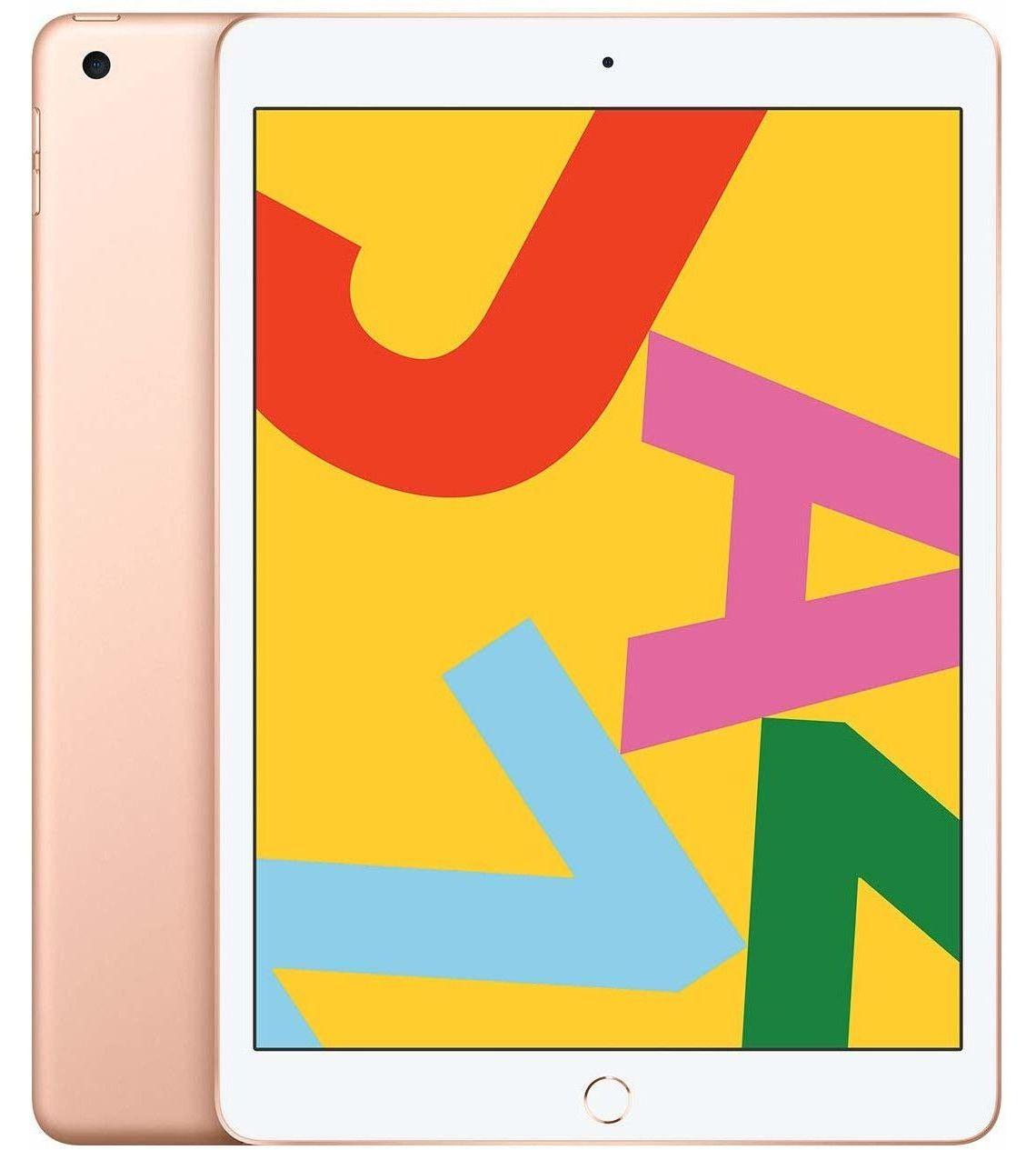 "Таблет Apple iPad 7 Cellular - 10.2"", златист - 1"