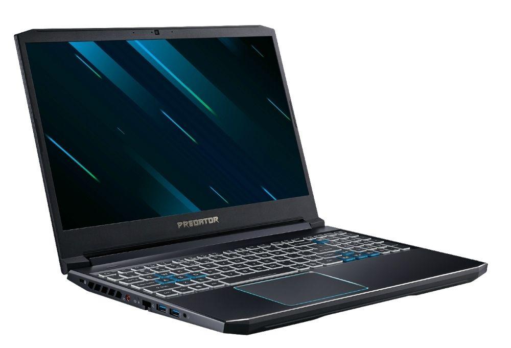 Лаптоп Acer Predator Helios 300 - PH315-52-7967, черен - 2