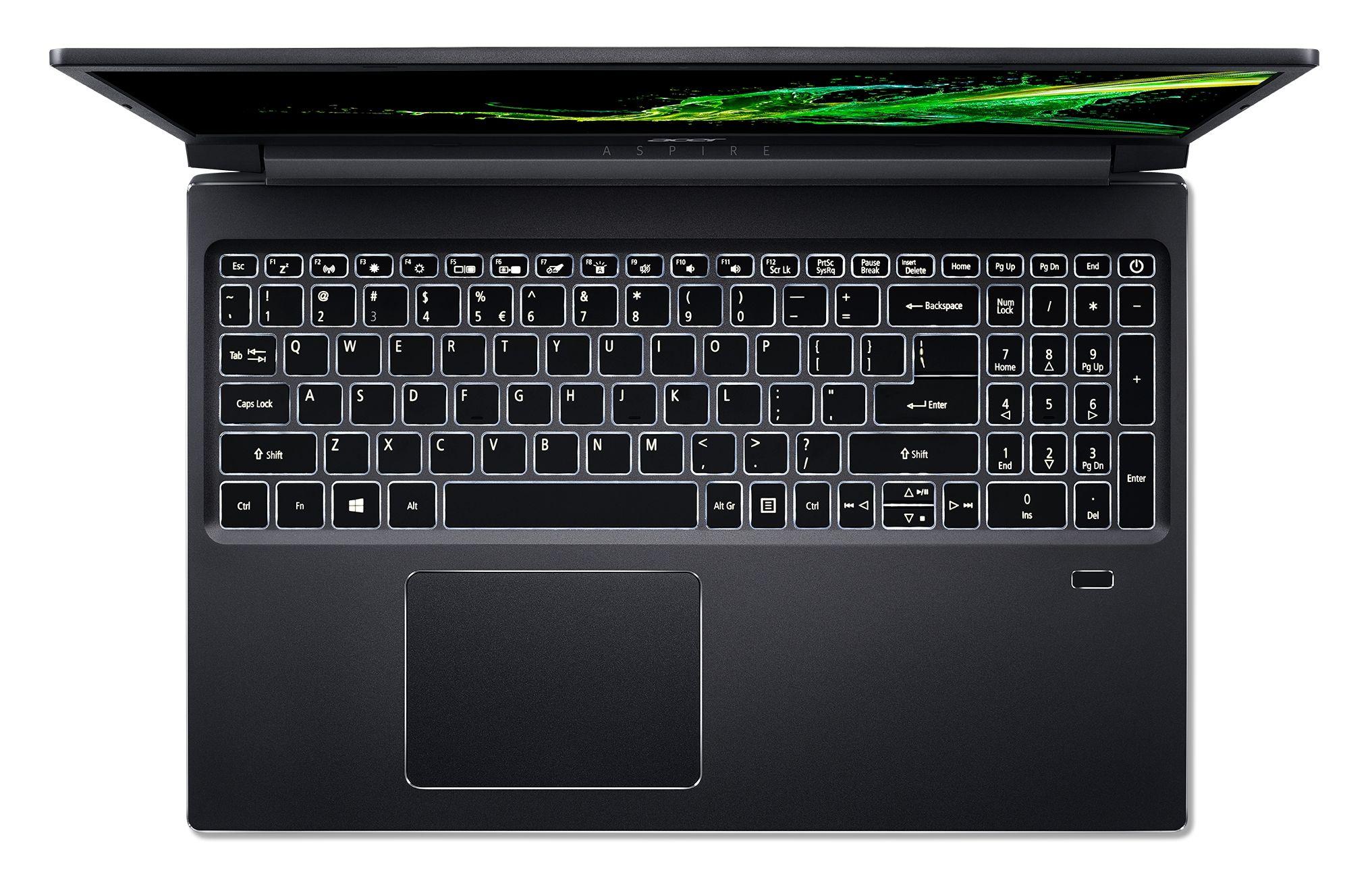Лаптоп Acer Aspire 7 A715-74G-753C, черен - 3