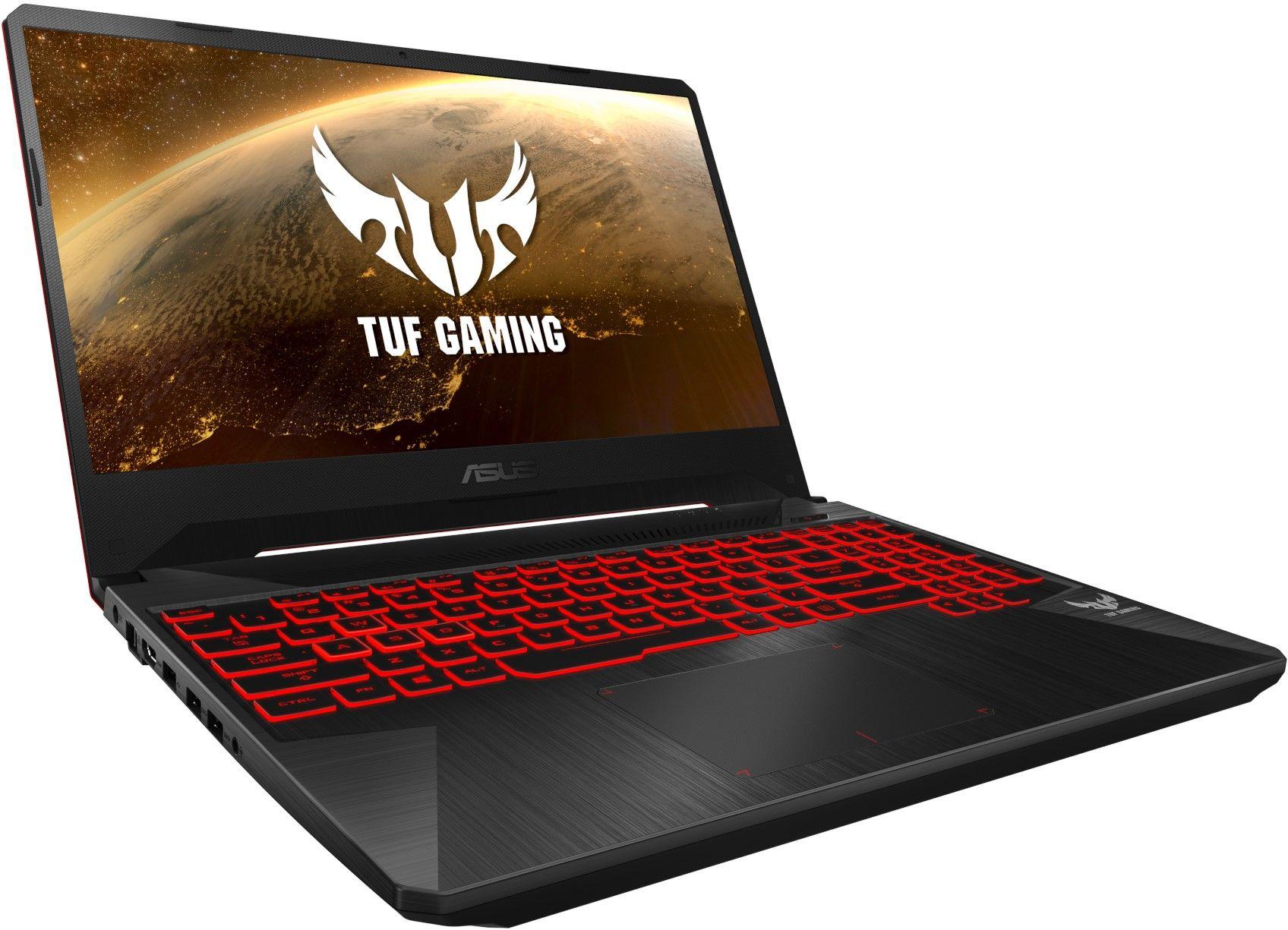 Гейминг лаптоп Asus - FX705GD-EW090, черен - 2