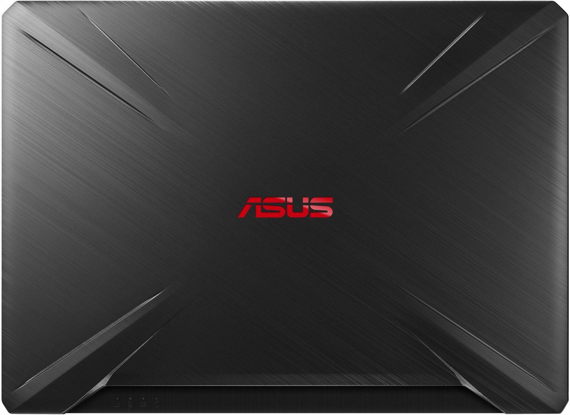 Гейминг лаптоп Asus - FX705GD-EW090, черен - 4