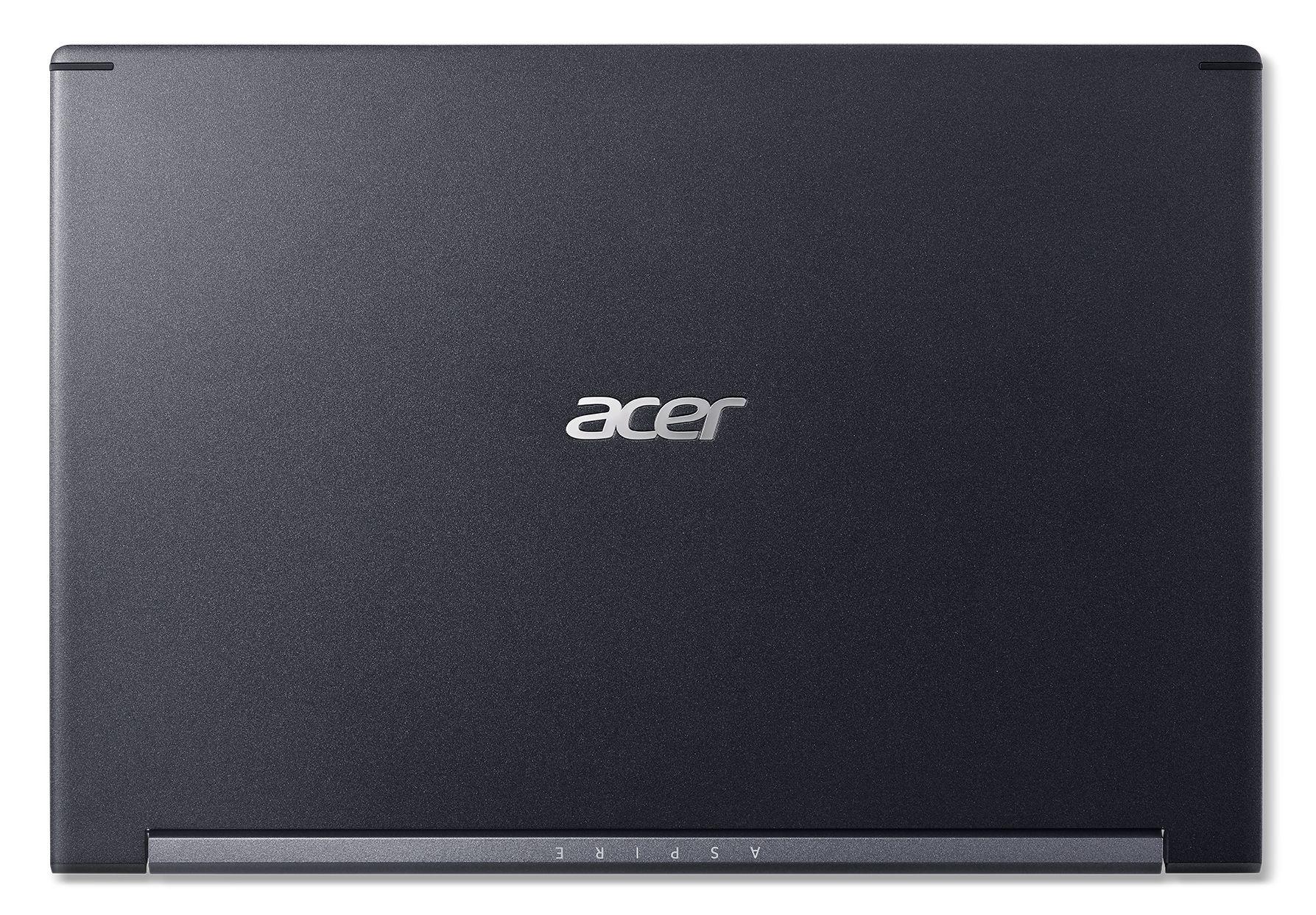 Лаптоп Acer Aspire 7 A715-74G-5138, черен - 5