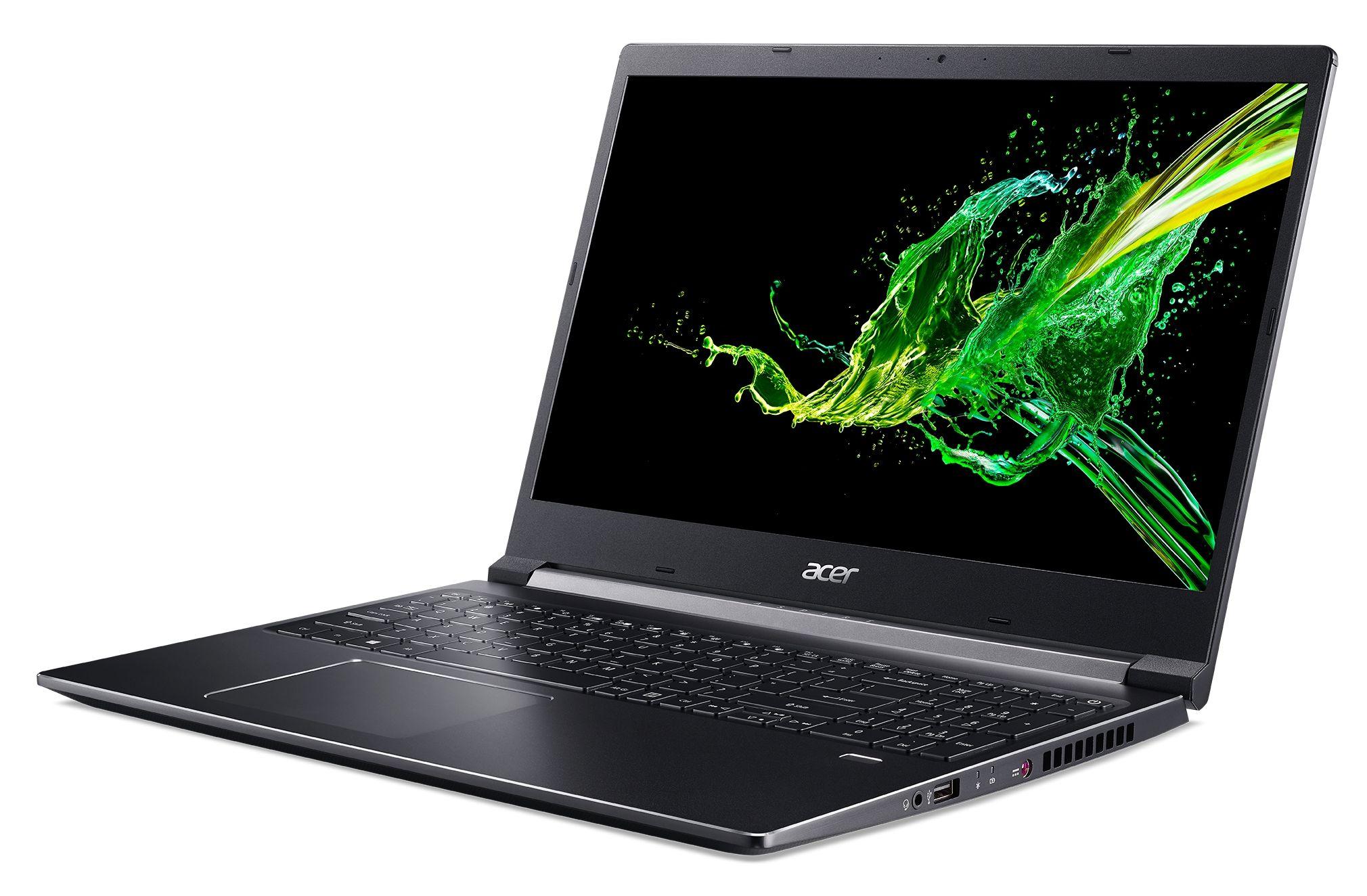 Лаптоп Acer Aspire 7 A715-74G-72MB, черен - 2