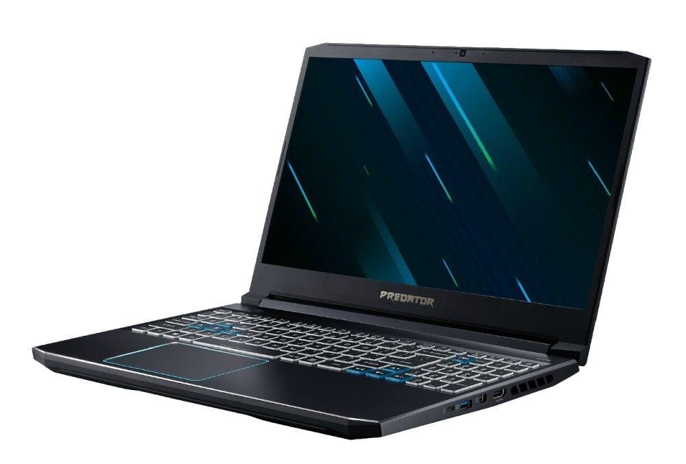 Лаптоп Acer Predator Helios 300 - PH315-52-7967, черен - 3