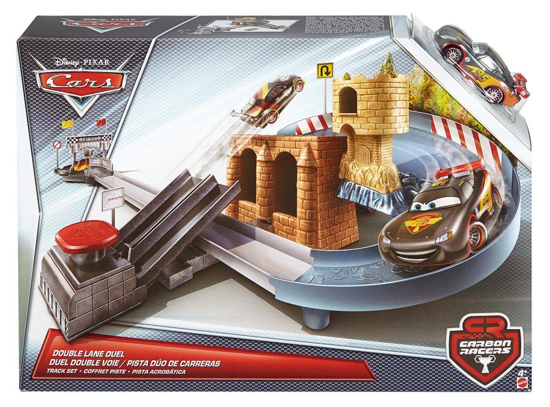 Игрален комплект за двубой Cars - Двойна лента - 7