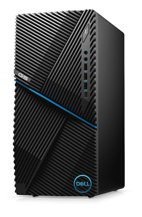 Гейминг компютър Dell - G5 5090 DT, черен - 2