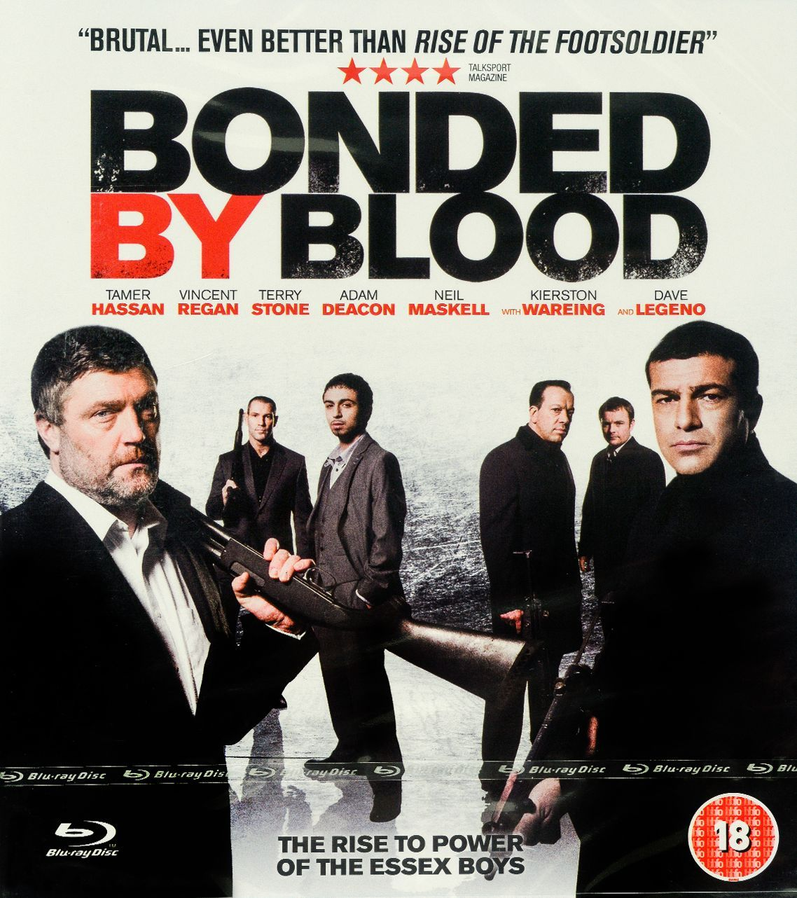 Bonded By Blood (Blu-Ray) - 1