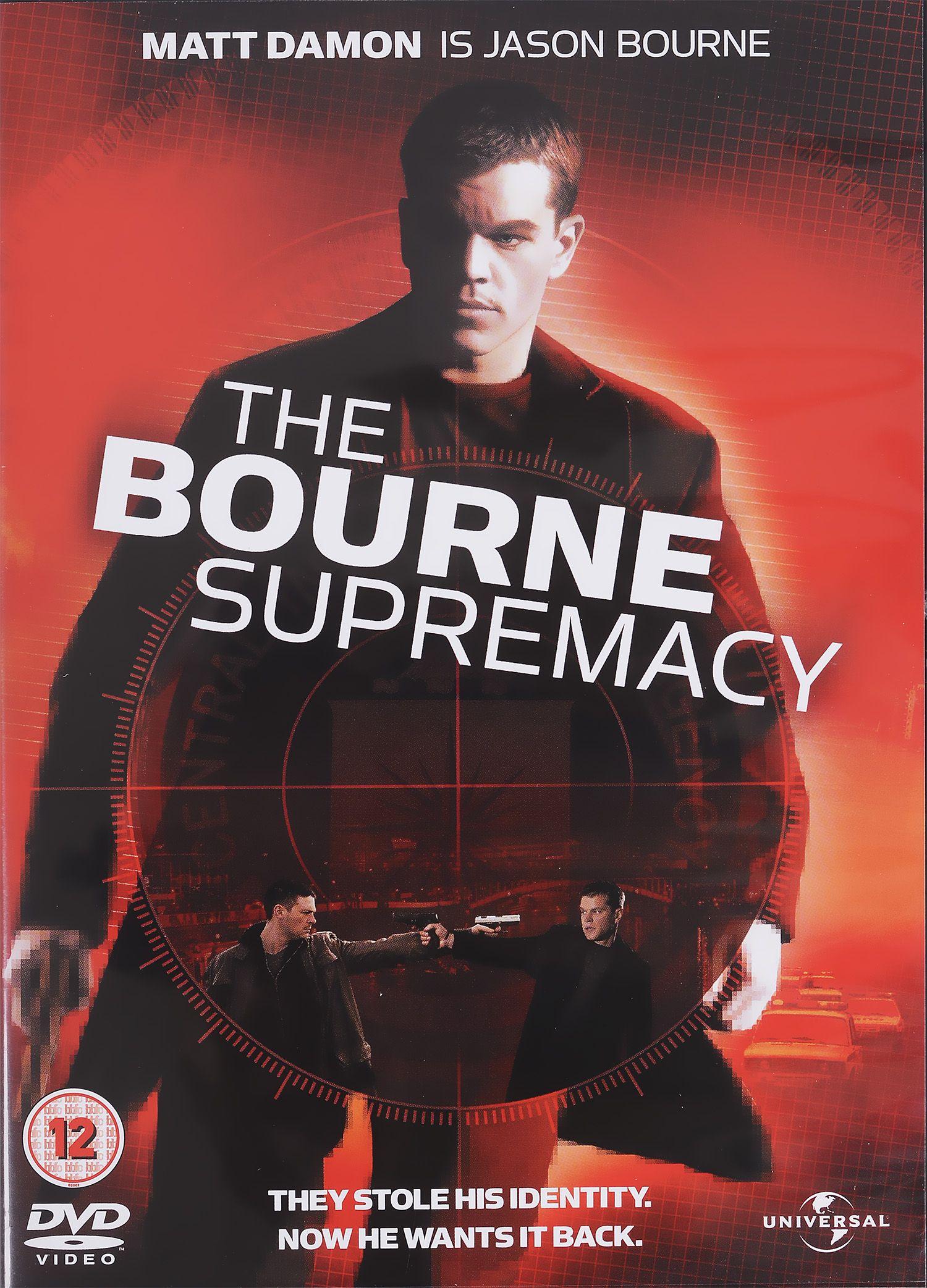 The Bourne Supremacy (DVD) - 1