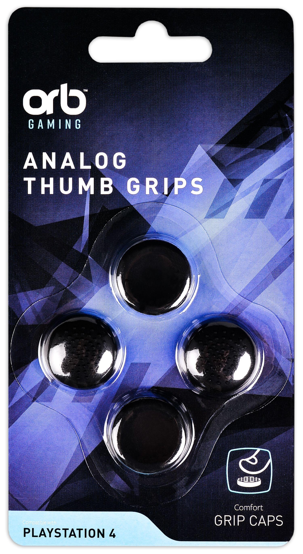 Гумени тапи Orb Thumb Grip за DualShock 4 - 1