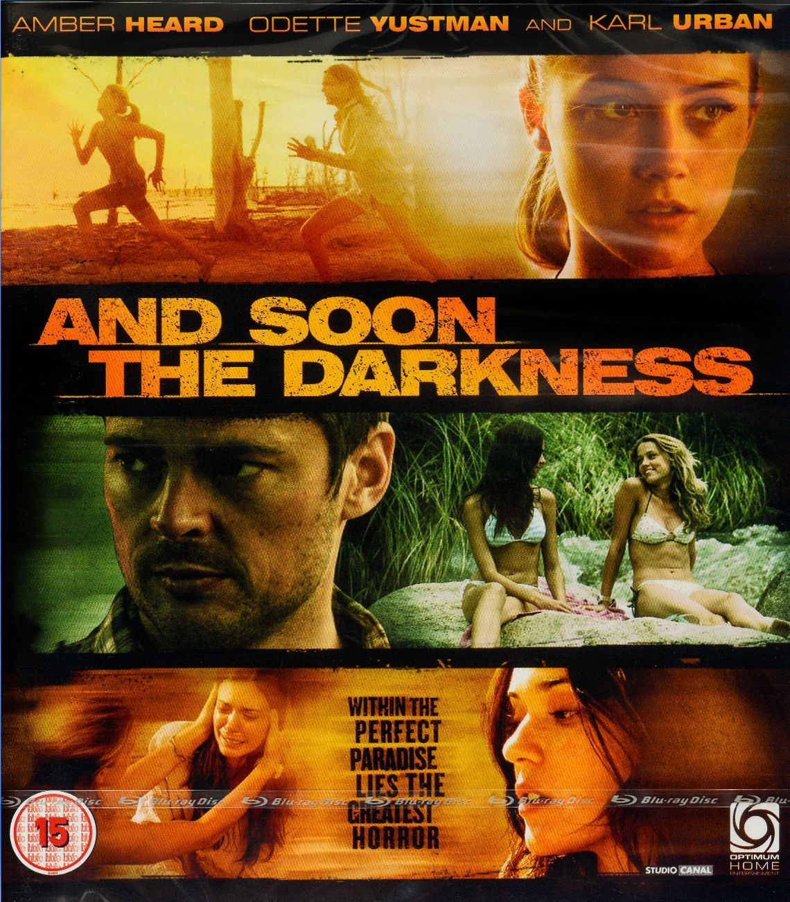 And Soon The Darkness (Blu Ray) - 1