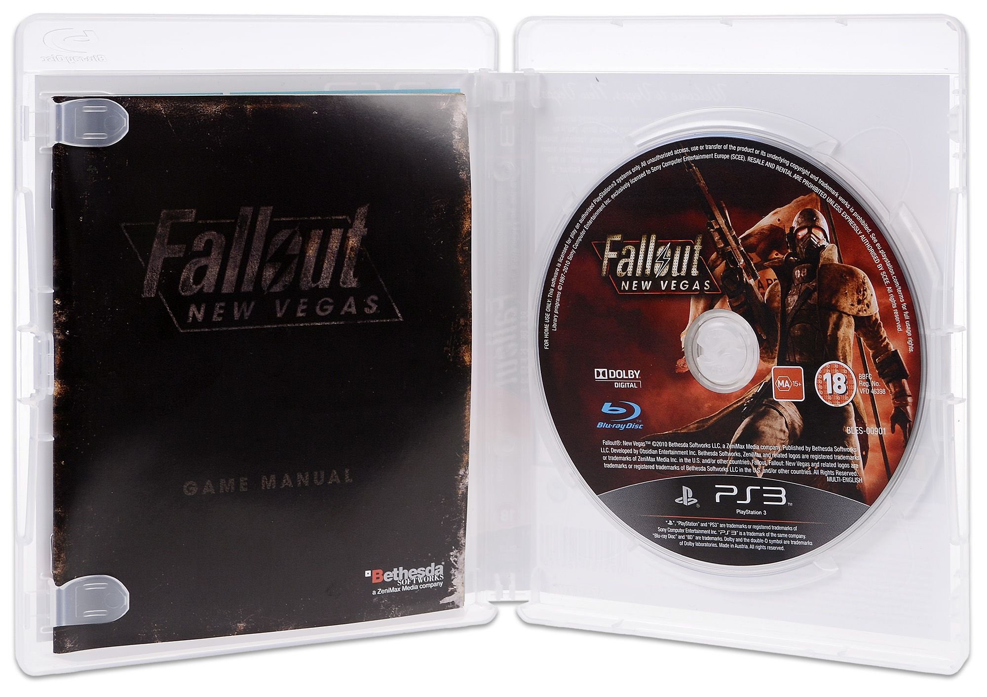 Fallout: New Vegas (PS3)  - (Преоценен) - 2