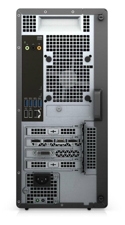 Гейминг компютър Dell - G5 5090 DT, черен - 4