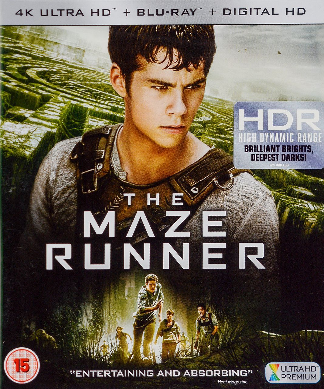 The Maze Runner 4K (Blu Ray) - 1
