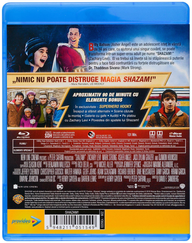 Шазам! (Blu-Ray) - 4